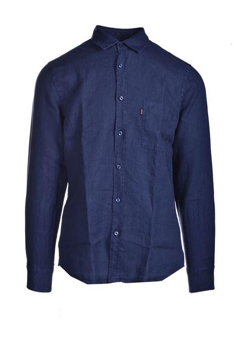 Regular fit shirt in pure linen BOSS | Shirts | 50447940404
