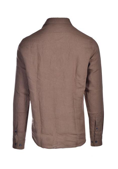 Regular fit shirt in pure linen BOSS | Shirts | 50448899254