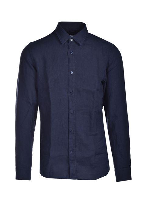 Regular fit shirt in pure linen BOSS | Shirts | 50448899402