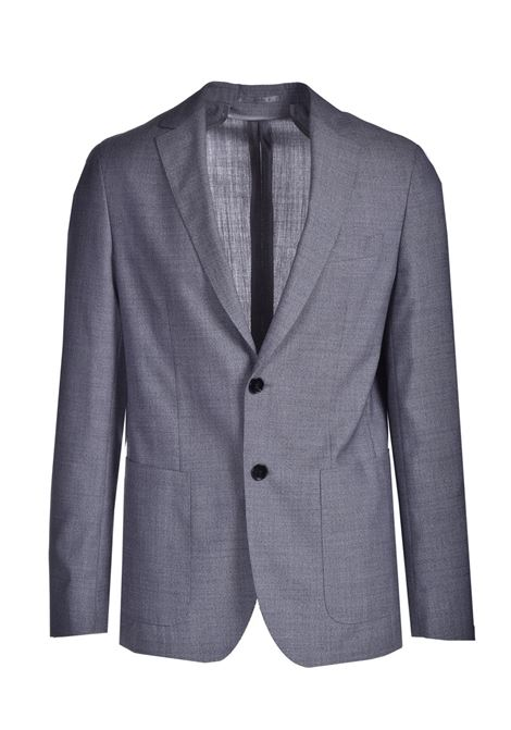Slim fit jacket in virgin wool serge BOSS | Blazers | 50450211030