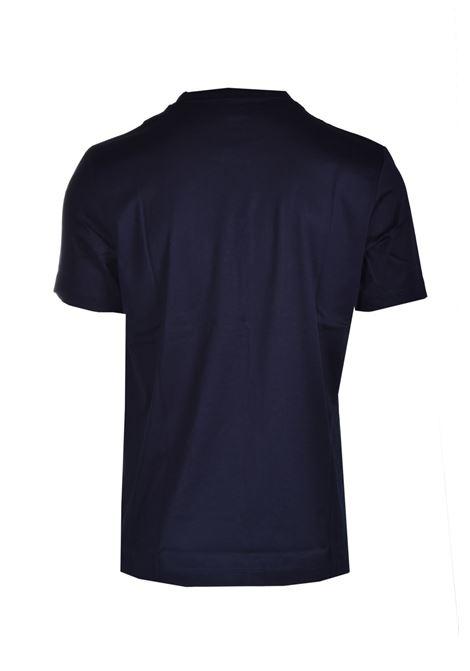 T-shirt con vestibilità regular fit in cotone mercerizzato con logo BOSS | T-shirt | 50450235402