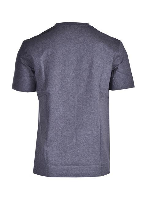 T-shirt in jersey di cotone con grafica London BOSS | T-shirt | 50450793030