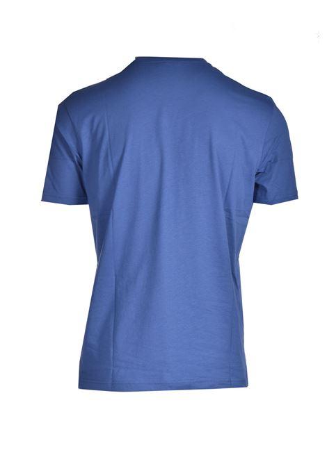 T-shirt in jersey di cotone con stampa di un ambiente sottomarino BOSS | T-shirt | 50450911489