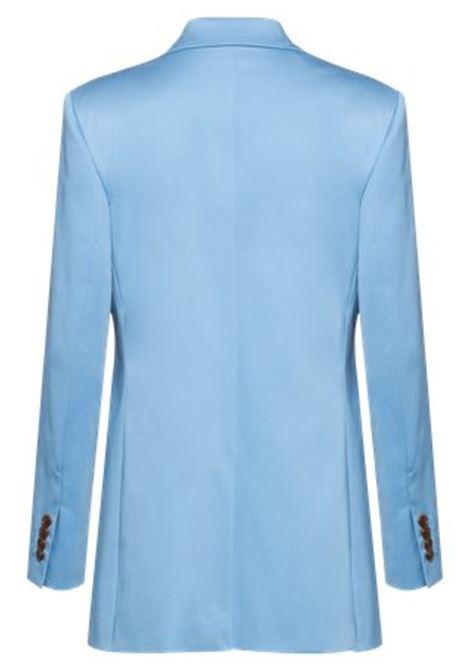 Regular fit jacket in stretch organic cotton satin BOSS | Blazers | 50452012457