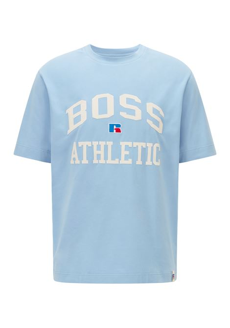 t_ra russell atletic - logo BOSS | T-shirt | 50457336492