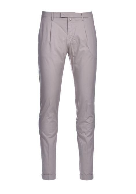 Pantalone chino slim fit con pinces BRIGLIA | Pantaloni | BG07 32112723