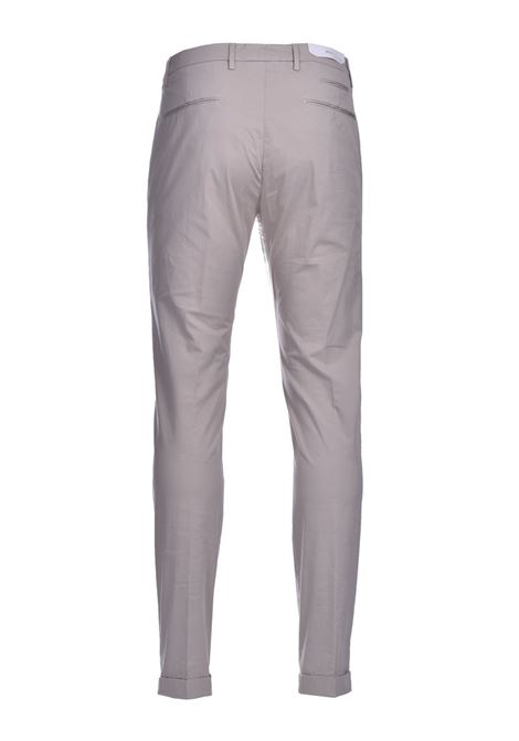 Slim fit chino trousers with pleats BRIGLIA | Pants | BG07 32112723