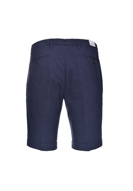 Slim fit chino bermuda shorts with pleats BRIGLIA | Bermuda | BG101 32112711