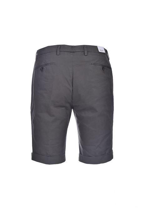 Slim fit chino bermuda shorts with pleats BRIGLIA | Bermuda | BG101 32112772