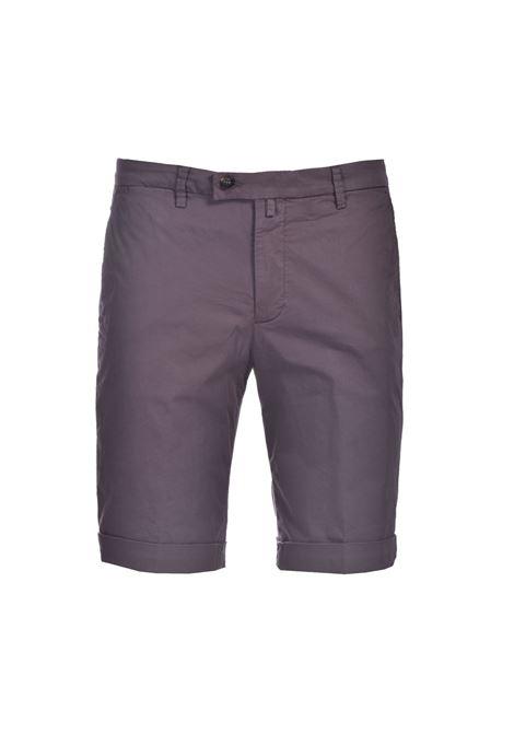 Slim fit chino bermuda shorts with cuffs BRIGLIA | Bermuda | BG108 32112746