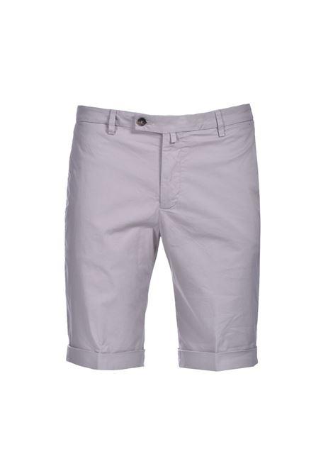 Slim fit chino bermuda shorts with cuffs BRIGLIA | Bermuda | BG108 32112763