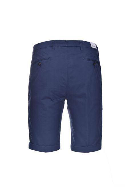 Slim fit chino bermuda shorts with cuffs BRIGLIA | Bermuda | BG108 32112791