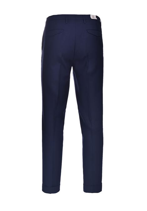 Slim fit wool trousers with turn-ups BRIGLIA | Pants | BG21W 32112111