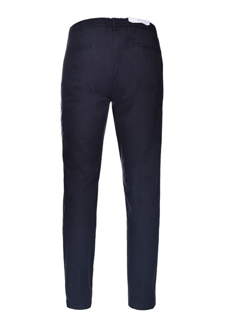 Cotton and lyocell trousers with pleats BRIGLIA | Pants | BG56 32105110