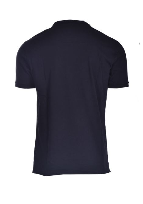 Raw cut T-shirt DANIELE ALESSANDRINI | T-shirt | M7316E64341021
