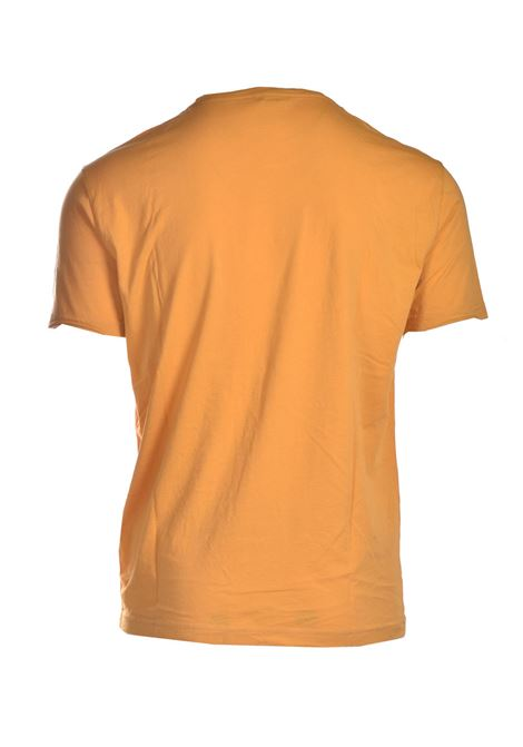 T-shirt con taschino DANIELE ALESSANDRINI | T-shirt | M7317E6434102113