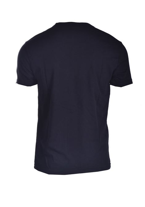 T-shirt con taschino DANIELE ALESSANDRINI | T-shirt | M7317E64341021