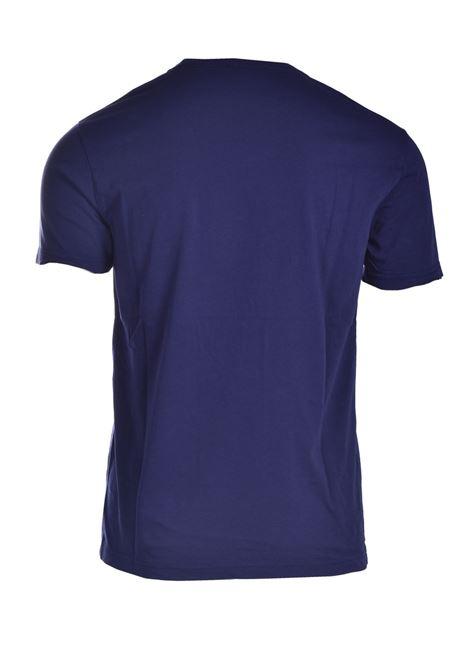 T-shirt with pocket DANIELE ALESSANDRINI | T-shirt | M7317E643410223