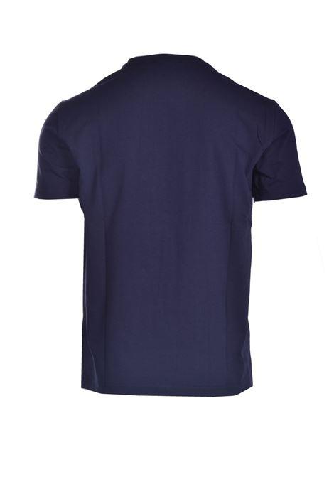 T-shirt in cotone stretch DANIELE ALESSANDRINI | T-shirt | M9187A33410023