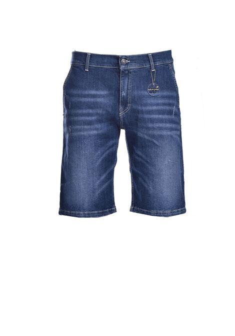 Bermuda jeans DANIELE ALESSANDRINI | Bermuda | PJ0023D12741021111