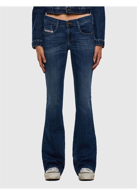 D-ebbey L32 - Medium blue flare jeans and bootcut DIESEL | Jeans | 00SMMV 086AM01