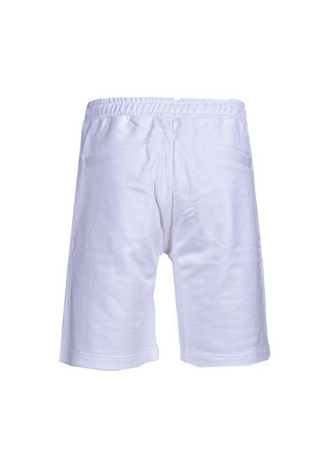 Bermuda sportivi in cotone bianco DIESEL | Bermuda | A02465 0BAWT100A