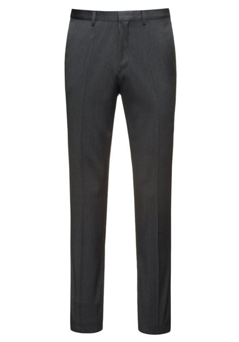 Pantaloni extra slim fit in twill di lana vergine HUGO | Pantaloni | 50375354010