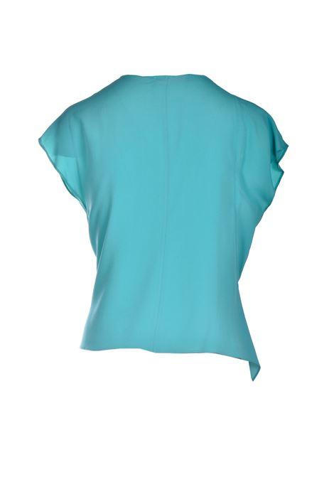 Aurora silk crepe top JUCCA |  | J3312007314