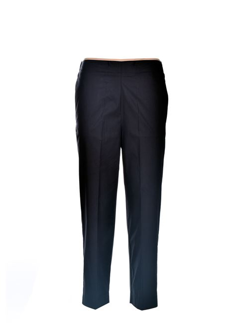 Pantaloni a sigaretta in popeline di cotone JUCCA | Pantaloni | J3314139003