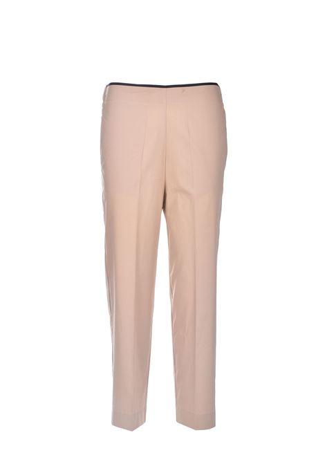 Pantaloni a sigaretta in popeline di cotone JUCCA | Pantaloni | J33141391159