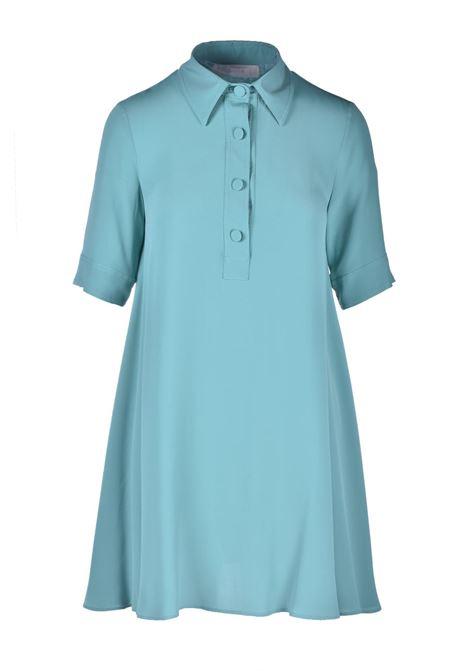 Tiffany crepe mini polo dress JUCCA |  | J3317011314