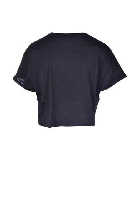 Short boxy t-shirt in cotton JUCCA | T-shirt | J3318012003
