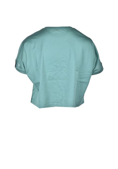 T-shirt boxy corta in cotone JUCCA | T-shirt | J3318012314