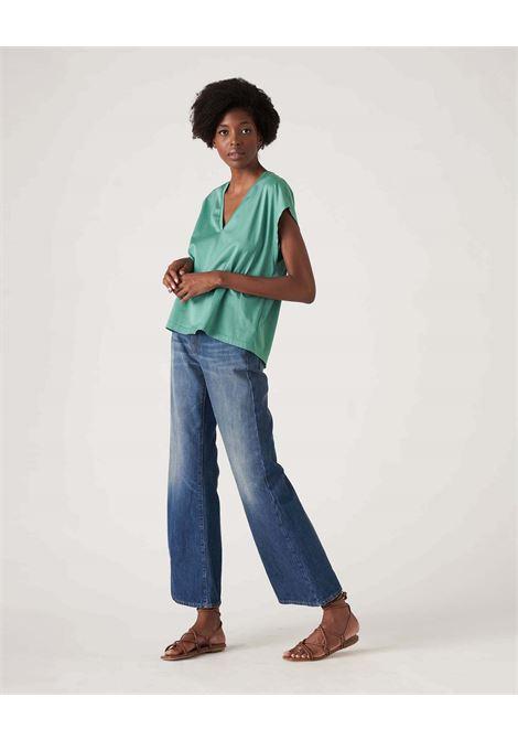 T-shirt oversize in cotone aurora JUCCA | T-shirt | J3318014314