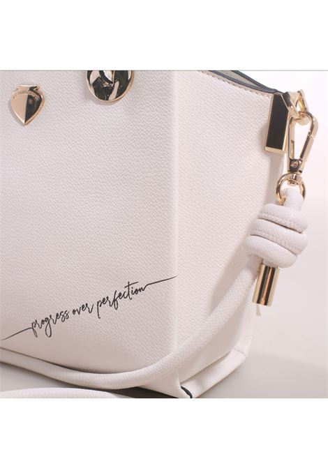 Gardenia shopping bag PROGRESS White LE PANDORINE | Bags | DAP0278501