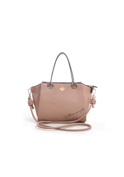 Gardenia shopping bag STYLE Natural LE PANDORINE | Bags | DAP0278503