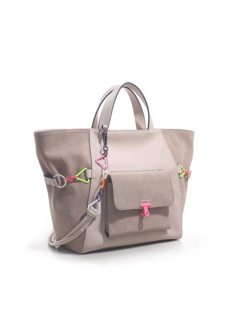 Pin shopper bag ANSIA Beige LE PANDORINE | Borse | DAW0279201