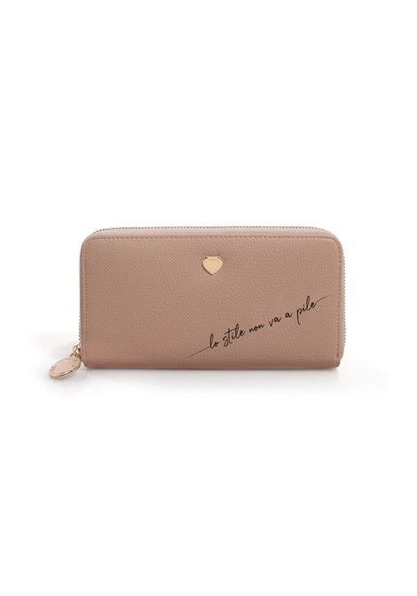 Gardenia Wallet STYLE Natural LE PANDORINE | Wallet | DAZ0279505