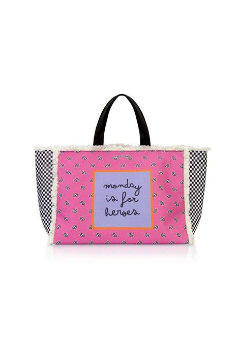 Marina Bag HEROES Fuxia LE PANDORINE | Borse | DBG0280201