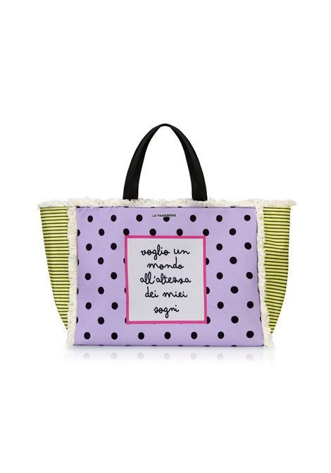 Marina Bag SOGNI Lilac LE PANDORINE | Borse | DBG0280202