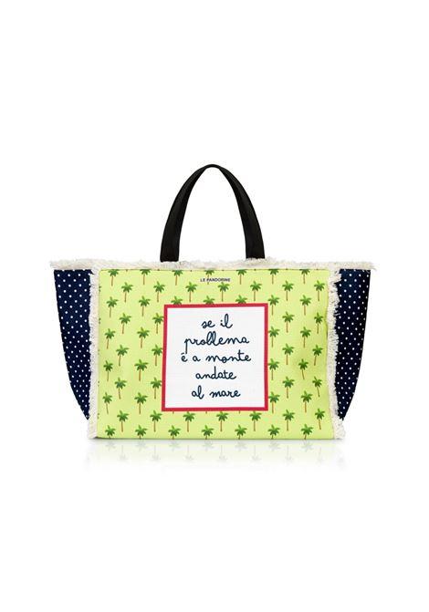 Marina Bag MARE Yellow LE PANDORINE | Borse | DBG0280204