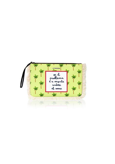 Marina Pochette MARE Yellow LE PANDORINE | Clutch Bag | DBH0280304