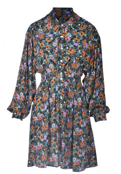 Short green floral patterned chemisier M MISSONI |  | 2DG00546/2W006ZS60AP