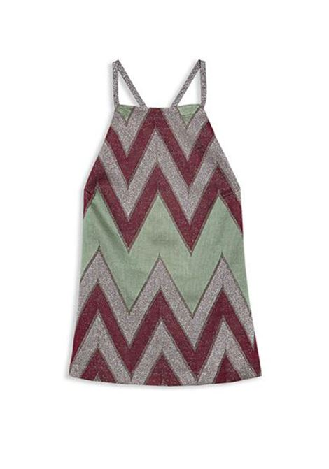 Missoni zigzag lurex jersey top M MISSONI | Tops | 2DK00086/2J005ML401P