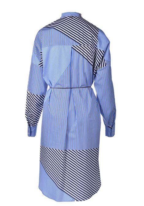 Striped cotton shirt dress MANILA GRACE |  | A315CIMA003