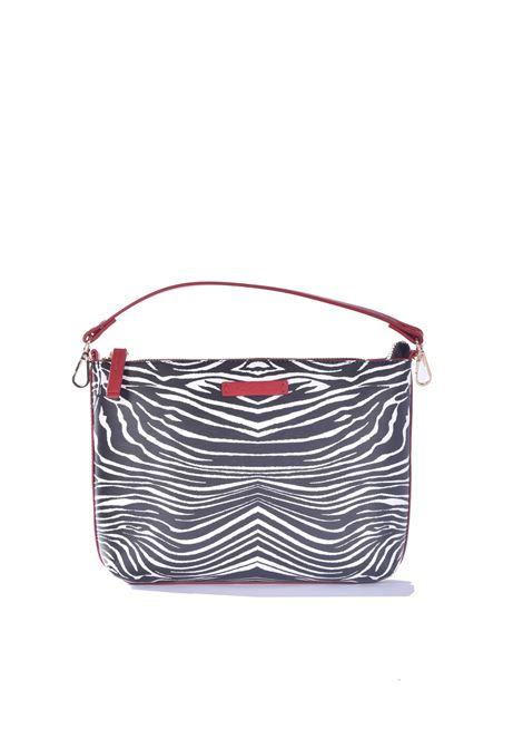 Felicia Medium handbag with grape polka dot pattern MANILA GRACE | Bags | B033ESMA063