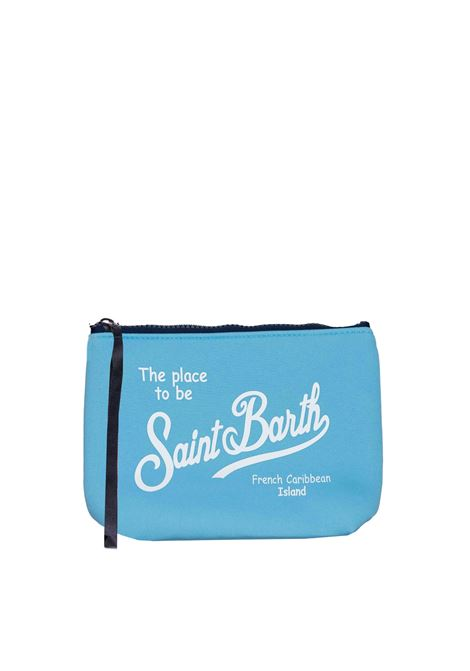 Pochette scuba celeste MC2 SAINT BARTH | Accessori | ALINE3101