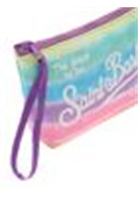 Pochette tessuto scuba multicolor MC2 SAINT BARTH | Accessori | ALINERNWSD
