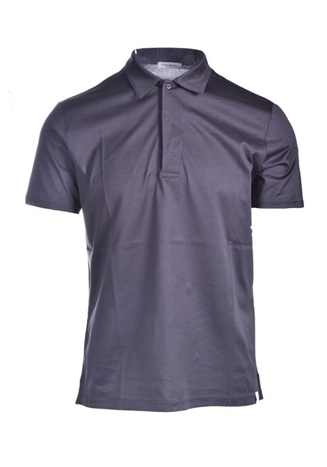 Cotton jersey polo shirt PAOLO PECORA | Polo Shirt | F051-40548897