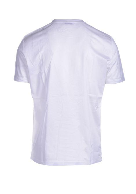 T-shirt in jersey di cotone PAOLO PECORA | T-shirt | F071-40541101